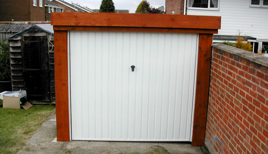 Up Amp Over Steel Garage Doors The Garage Door Team