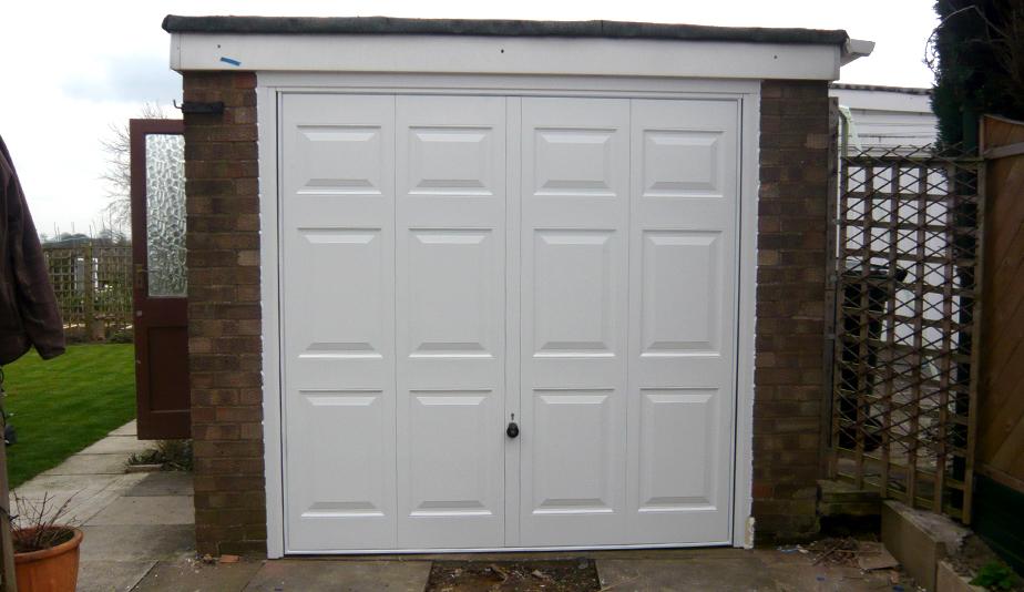Garage Door Installation Hebden Bridge The Garage Door Team