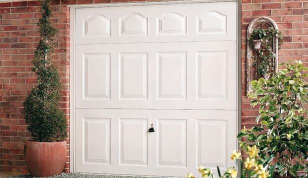 The Garage Door >> Up Over Steel Garage Doors The Garage Door Team