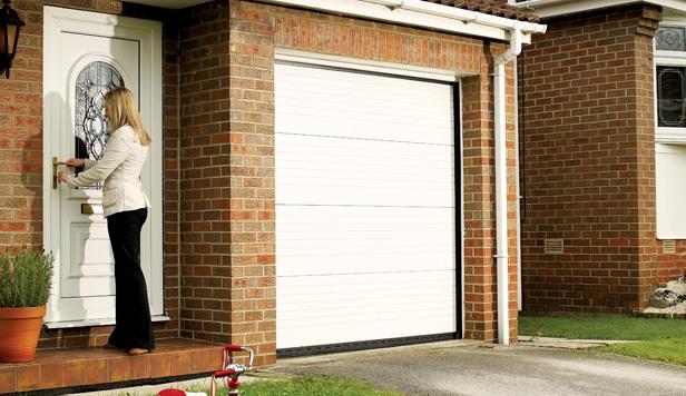 Sectional Grp Garage Doors The Garage Door Team