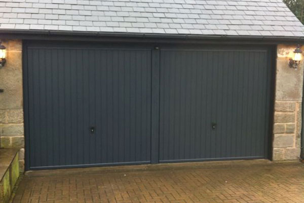 Image Result For Parts Of A Garage Door